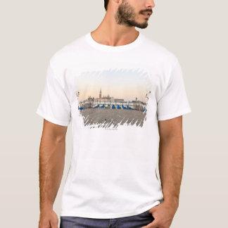 Rivaのdegli 3から見られるサンジョルジョMaggiore Tシャツ