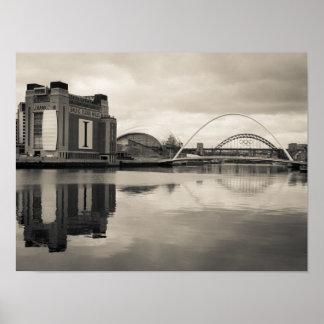 River Tyne ポスター