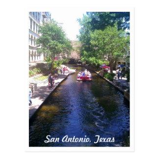 Riverwalk、サン・アントニオ ポストカード
