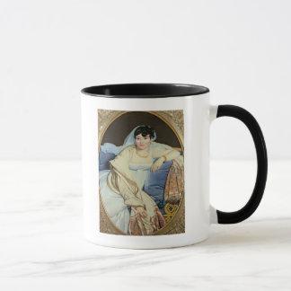 Riviere旧姓Marie Francoise Jacquette夫人 マグカップ