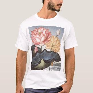 RJ Thornton -神聖なハス-はす Tシャツ