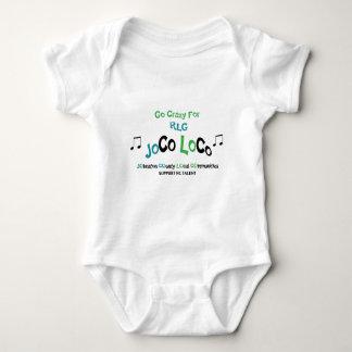RLGの幼児のロンパース ベビーボディスーツ