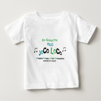 RLGの幼児のTシャツ ベビーTシャツ