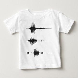 RMRの音波 ベビーTシャツ