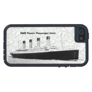 RMSの巨大な乗客はさみ金 iPhone SE/5/5s ケース