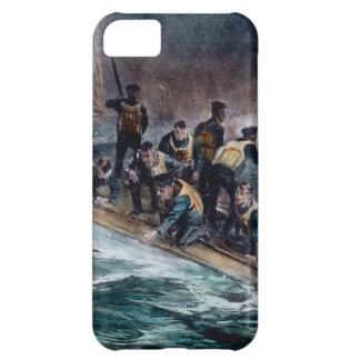 RMSの巨大な乗組員によっては巨獣の流しが脱出します iPhone5Cケース