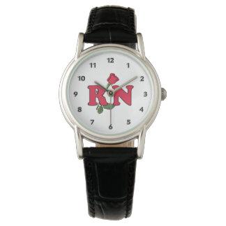 RNのナースは上がりました 腕時計