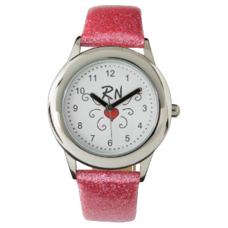 RNのナース愛入れ墨 腕時計