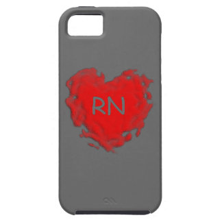 RNのハート iPhone 5 COVER