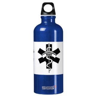 RNの医学の記号 ウォーターボトル