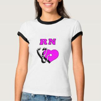 RNは気になります Tシャツ