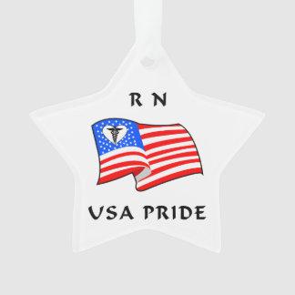RN米国のプライド オーナメント