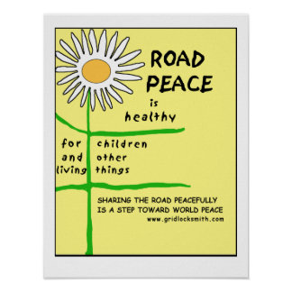RoadPeace健康 ポスター
