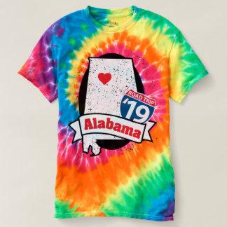 Roadtripアラバマ「19のTシャツ(虹) Tシャツ