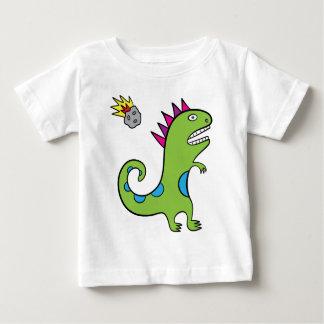 Roary Tレックス-ベビーのTシャツ ベビーTシャツ