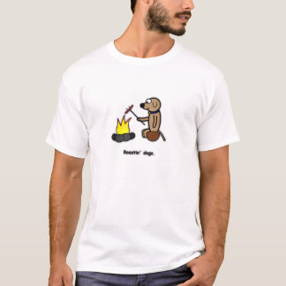 Roastin犬 Tシャツ