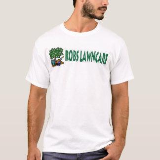 ROBのlawncare Tシャツ