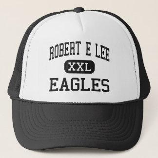 Robert E Lee -イーグルス-後輩-モンロールイジアナ キャップ