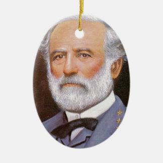 Robert E Lee セラミックオーナメント