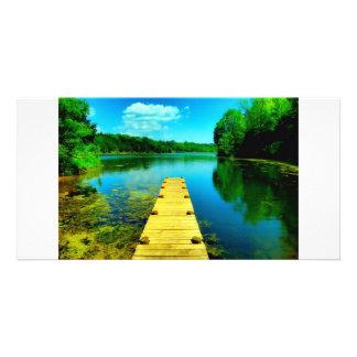 Robertson湖ヴァージニア カード