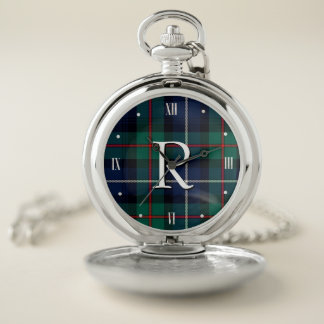 Robertson Tartan Plaid Pocket Watch ポケットウォッチ