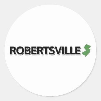 Robertsville、ニュージャージー ラウンドシール