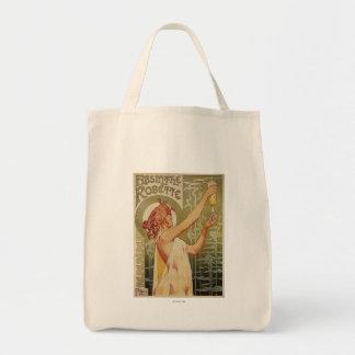 Robetteのアブサン広告ポスター トートバッグ