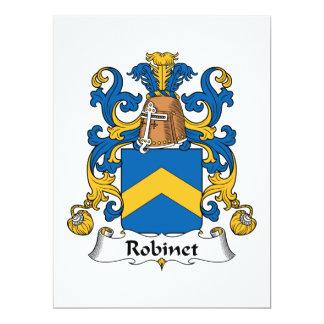Robinetの家紋 カード