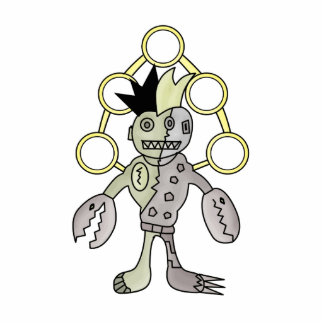 Roboの神モンスター フォトスカルプチャー