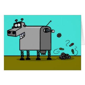 ROBO牛 カード