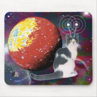 Robo猫のルンペンのマウスパッド マウスパッド