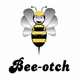 Robobeeののまわりにの蜂otchのオーナメント 写真彫刻オーナメント