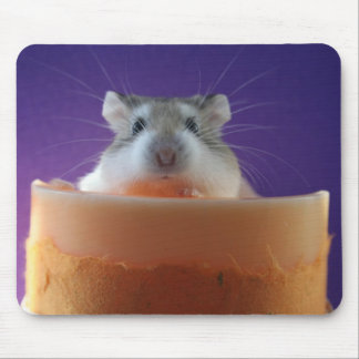 RoborovskiのハムスターMouspad マウスパッド