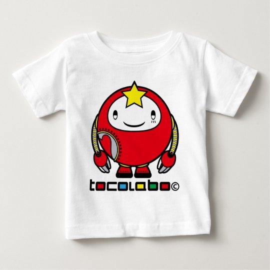 ROBOT-ROPO ベビーTシャツ