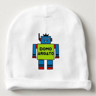 Roboto Baby Hat Domo Arigatoの氏 ベビービーニー