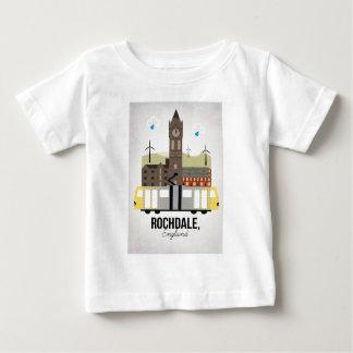 Rochdale ベビーTシャツ