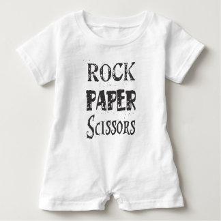 Rock.Paper.Scissorsのロンパース ベビーロンパース