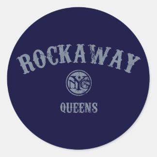 Rockaway ラウンドシール