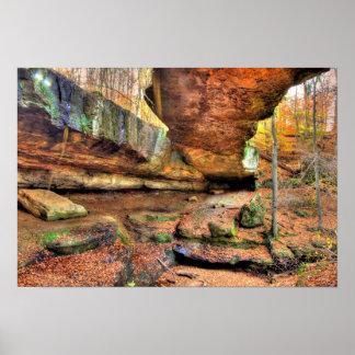Rockbridge、オハイオ州 ポスター