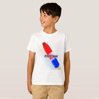 Rocketmanの子供のTシャツ Tシャツ