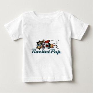 RocketPup ベビーTシャツ