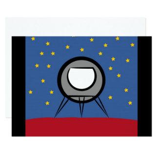 rocketship カード