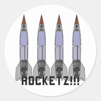 Rocketz3 ラウンドシール