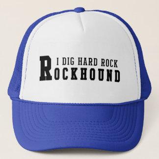 Rockhound Iの発掘のハードロック キャップ