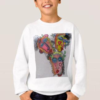 Rockinのオリジナルの芸術 スウェットシャツ