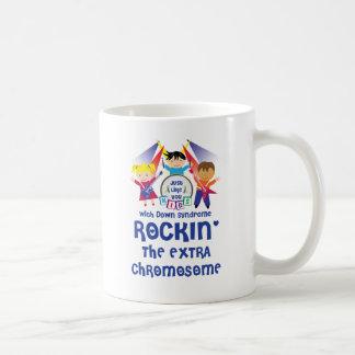 ROCKIN余分染色体のコーヒー・マグ コーヒーマグカップ