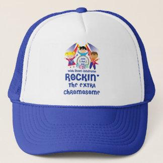 ROCKIN余分染色体の野球帽 キャップ