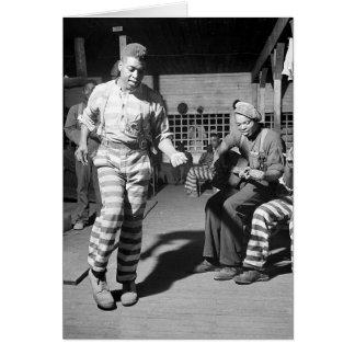 Rockin刑務所1941年 カード