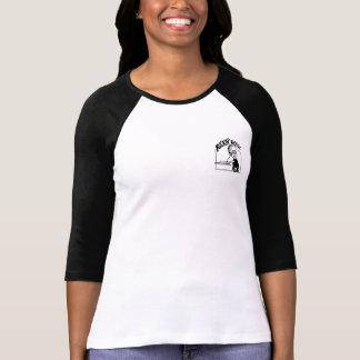 Rockin Raglin T女性の Tシャツ