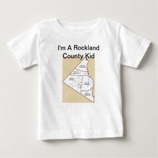 Rockland郡ニューヨーク ベビーTシャツ